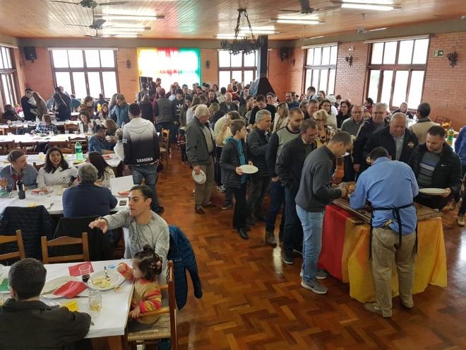 Costelão da Regional Serra 2019