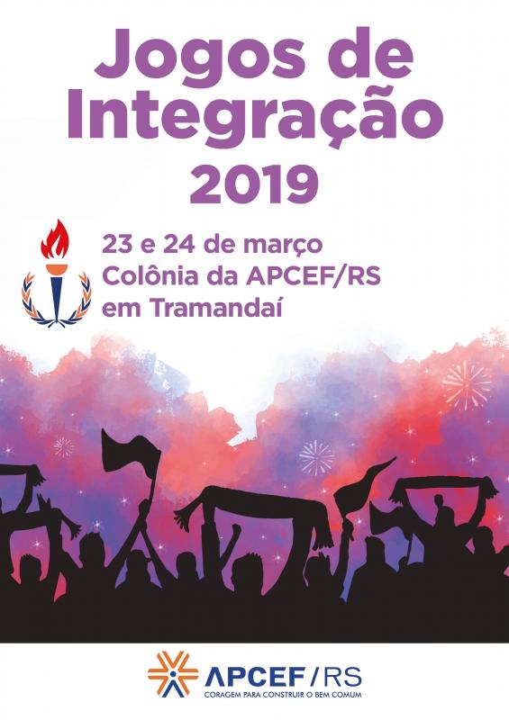 Jogos de Integração 2019. Ilustração: Freepik.com