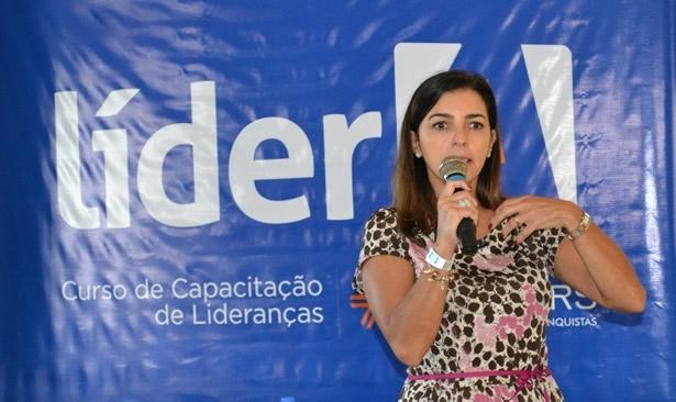 Maria Isabel no LíderA de 2017