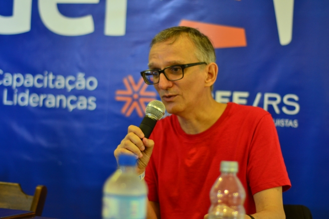 Juremir Machado da Silva no LíderA
